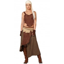 Fantasia Feminina Daenerys Targaryen Game Of Thrones Festa Halloween