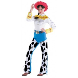 Fantasia Feminina Jessie Toy Story Adulto Festa Halloween