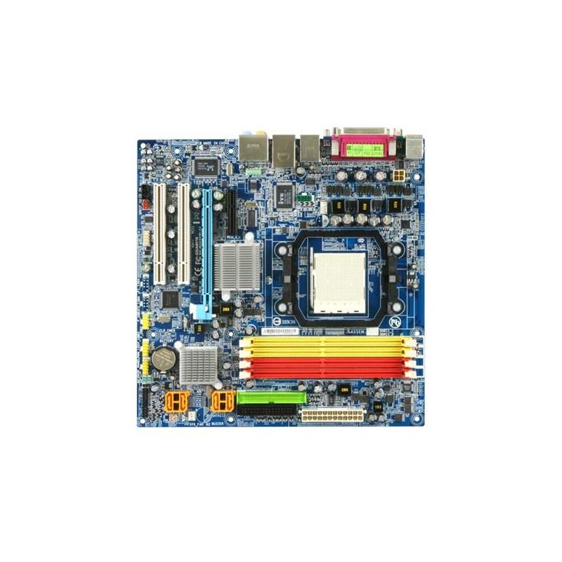 Placa-Mãe Gigabyte GA-MA69VM-S2 Socket AM2 AM2+ DDR2
