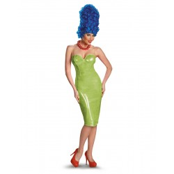 Fantasia Feminina Marge Os Simpsons Festa Halloween
