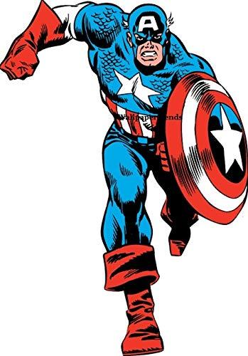 Capitão América dos quadrinhos